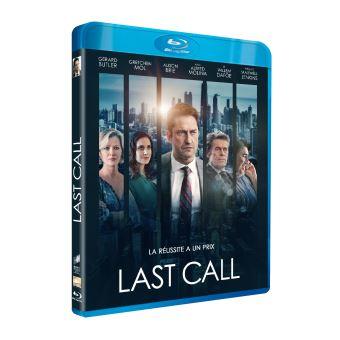Last Call Blu-ray