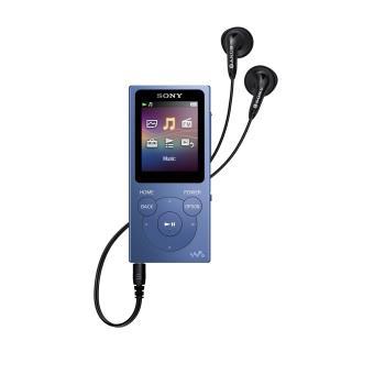 Lecteur MP3 Sony NWE394 8 Go Bleu