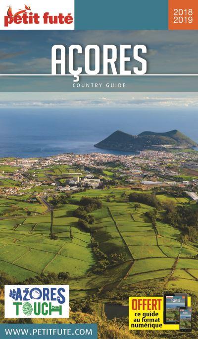 Açores 2018-2019 petit fute + offre num