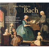 Petit Livre D'anna Magdalena Bach