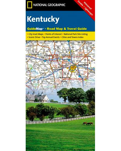 Kentucky - Collectif (Auteur)