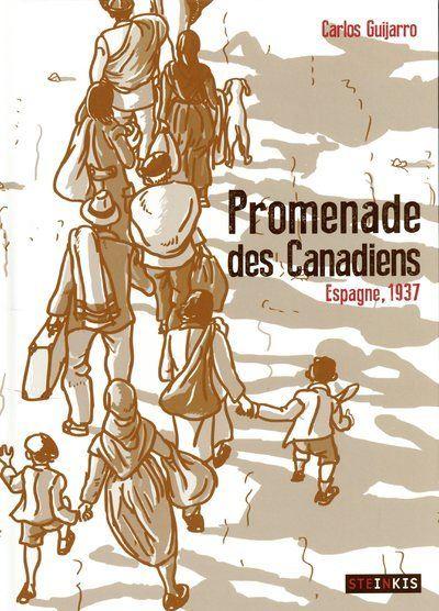 Promenades des Canadiens - Espagne, 1937