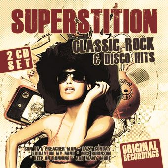 Superstition/rock & disco hits