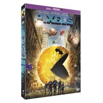 Pixels DVD Inclus UV