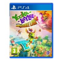 Looka-Laylee and The Impossible Lair PS4