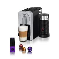 Nespresso Prodigio & Milk Magimix Silver/Titanium