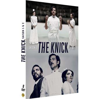 The KnickThe Knick Saisons 1 et 2 DVD