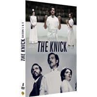 The Knick Saisons 1 et 2 DVD