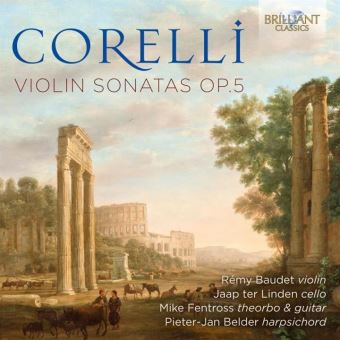 VIOLIN SONATAS OP.5/2CD
