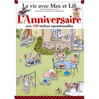 L'anniversaire avec Max et Lili