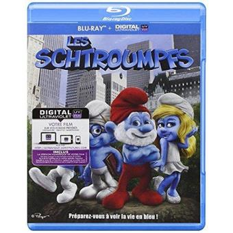 Les Schtroumpfs Blu-ray