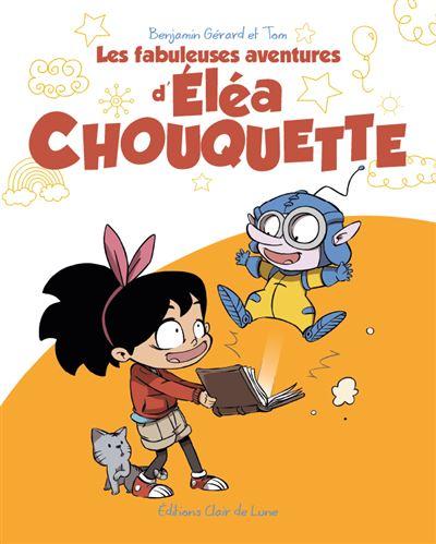 Éléa Chouquette