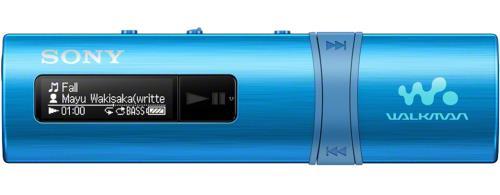 Lecteur MP3 Sony NWZB183 FM Bleu 4 Go