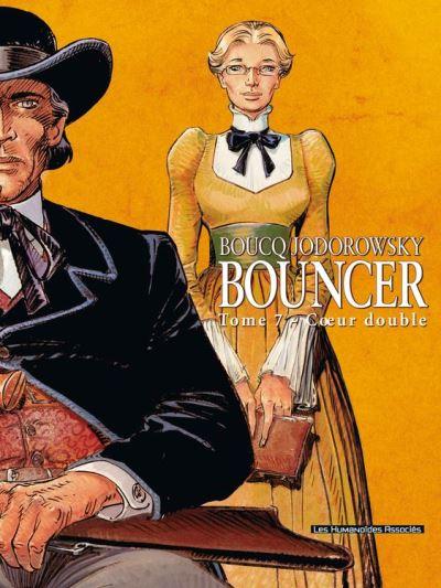 Bouncer T7 - Coeur double - Coeur double - 9782731601503 - 5,99 €