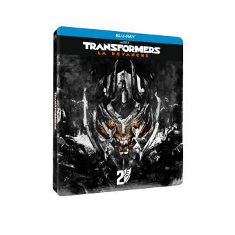 TransformersTransformers 2 La revanche Edition Collector SteelBook Blu-ray