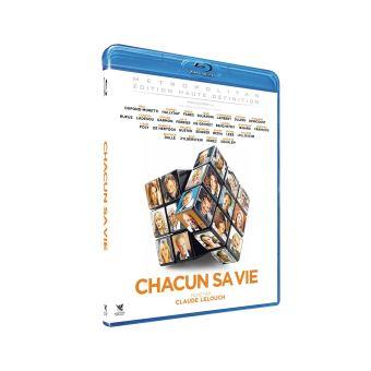 Chacun sa vie Blu-ray