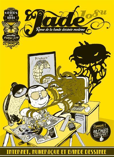 Jade 108U - Internet, numérique et bande dessinée