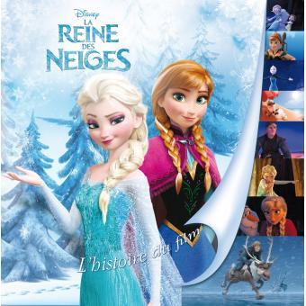 La Reine des Neiges -  : La Reine des Neiges, PRESENTE avec images du film