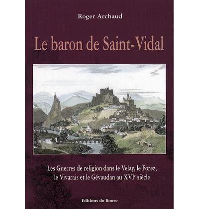 La baron de Saint-Vidal