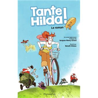 Tante HildaLe roman