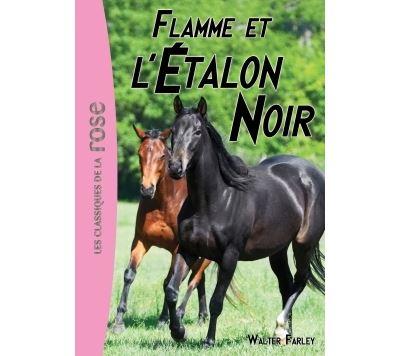 L'Étalon Noir 17 - Flamme et l'Étalon Noir