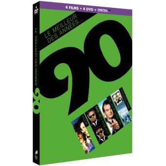 Coffret Le meilleur des années 90 DVD