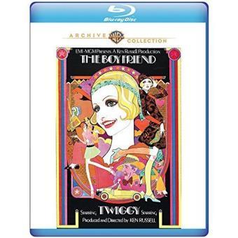 The Boy Friend Blu-ray