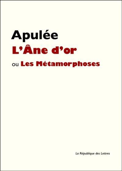L'Âne d'or ou Les Métamorphoses - 9782824904344 - 6,99 €