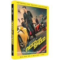 Need for speed 3D/2D Blu-Ray