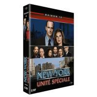 New York Unité Spéciale - Coffret intégral de la Saison 10