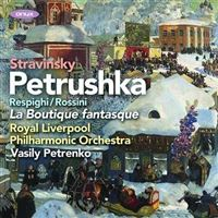 Petrushka La Boutique fantasque