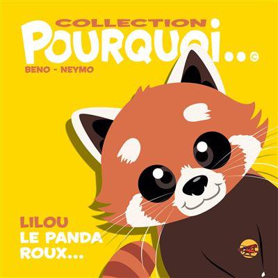 Lilou Le panda roux