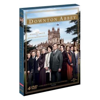 Downton AbbeyDownton Abbey -  Saison 4 - DVD
