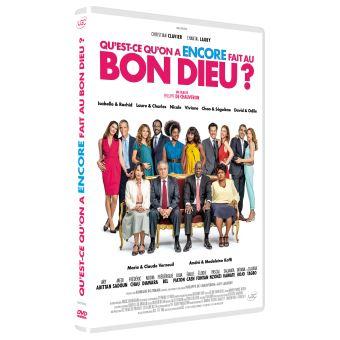 Qu'est-ce qu'on a fait au Bon Dieu ?Qu'est-ce qu'on a encore fait au Bon Dieu ? DVD