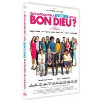 Qu'est-ce qu'on a encore fait au Bon Dieu ? DVD