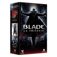 Coffret Blade 3 films DVD