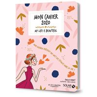 Mon cahier 2020 My life is beautiful