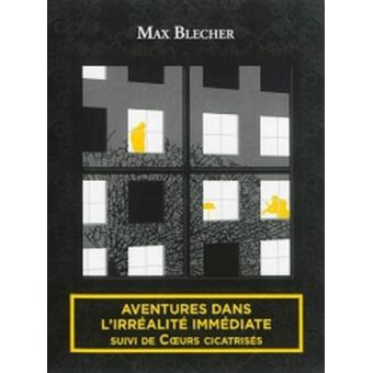 aventures dans l 39 irrealite immediate broch max blecher achat livre achat prix fnac. Black Bedroom Furniture Sets. Home Design Ideas