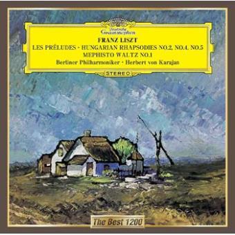 Liszt les preludes hungarian