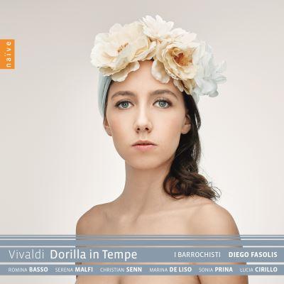 """Vivaldi chez """"Naïve"""" Dorilla-In-Tempe"""