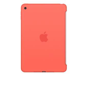 Coque en silicone Apple pour iPad Mini 4 Abricot