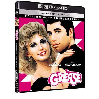 GreaseGrease Blu-ray 4K Ultra HD