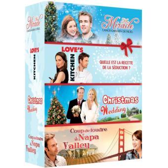 Film De Noel Dvd Coffret Noël 2   4 films DVD   DVD Zone 2   Achat & prix | fnac