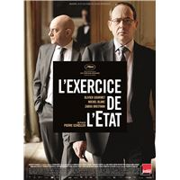 L'Exercice de l'Etat Blu-ray