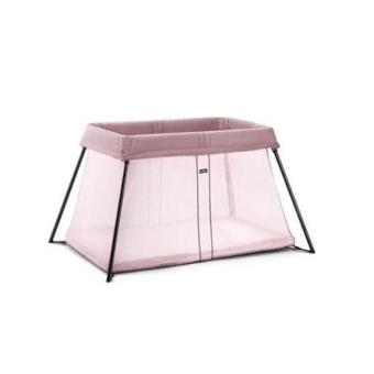 lit parapluie babybj rn light rose produits b b s fnac. Black Bedroom Furniture Sets. Home Design Ideas