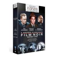 7 VOLEURS-NEW YORK CONFIDENTIAL-A 23 PAS DU MYSTERE-3 DVD