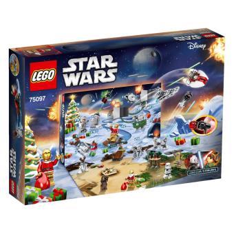 Calendrier Avent Lego City.Lego Star Wars 75097 Calendrier De L Avent Lego Star Wars