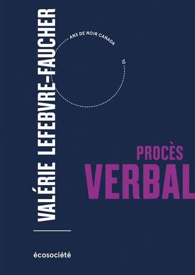 Procès verbal