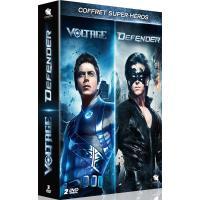 Coffret Super-héros 2 films Edition limitée DVD