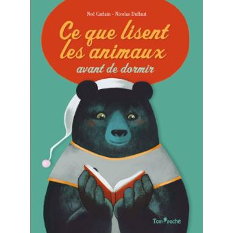Ce que lisent les animaux
